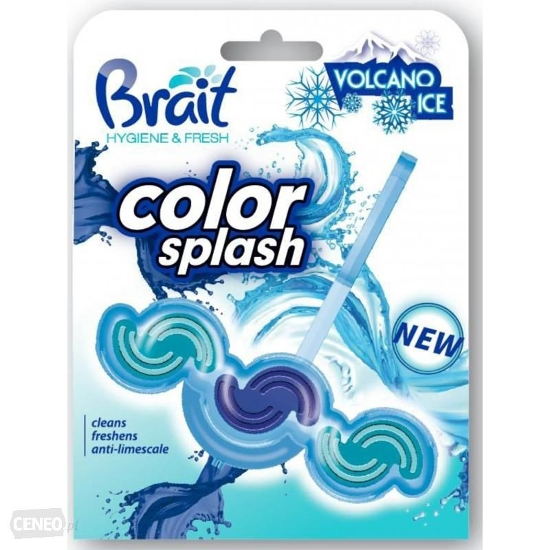WC blok Color Splash Volcano Ice 45 g