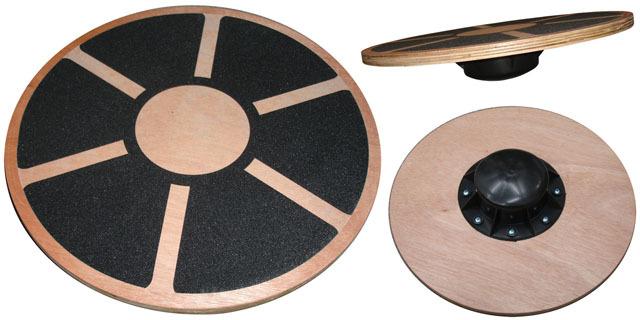 ACRA Podložka balanční dřevěná