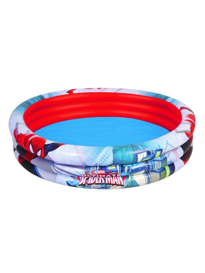 Dětský nafukovací bazén Bestway Spider-Man - multicolor