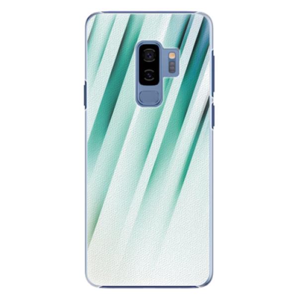 Plastové pouzdro iSaprio - Stripes of Glass - Samsung Galaxy S9 Plus