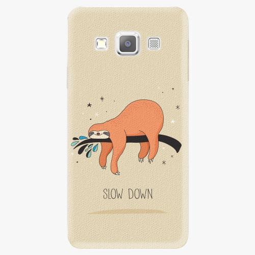 Plastový kryt iSaprio - Slow Down - Samsung Galaxy A7
