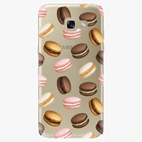 Plastový kryt iSaprio - Macaron Pattern - Samsung Galaxy A5 2017