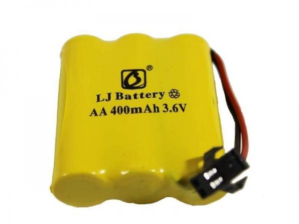 Ni-CD 400mAh 3,6V - vhodné do stavebnic Double Eagle