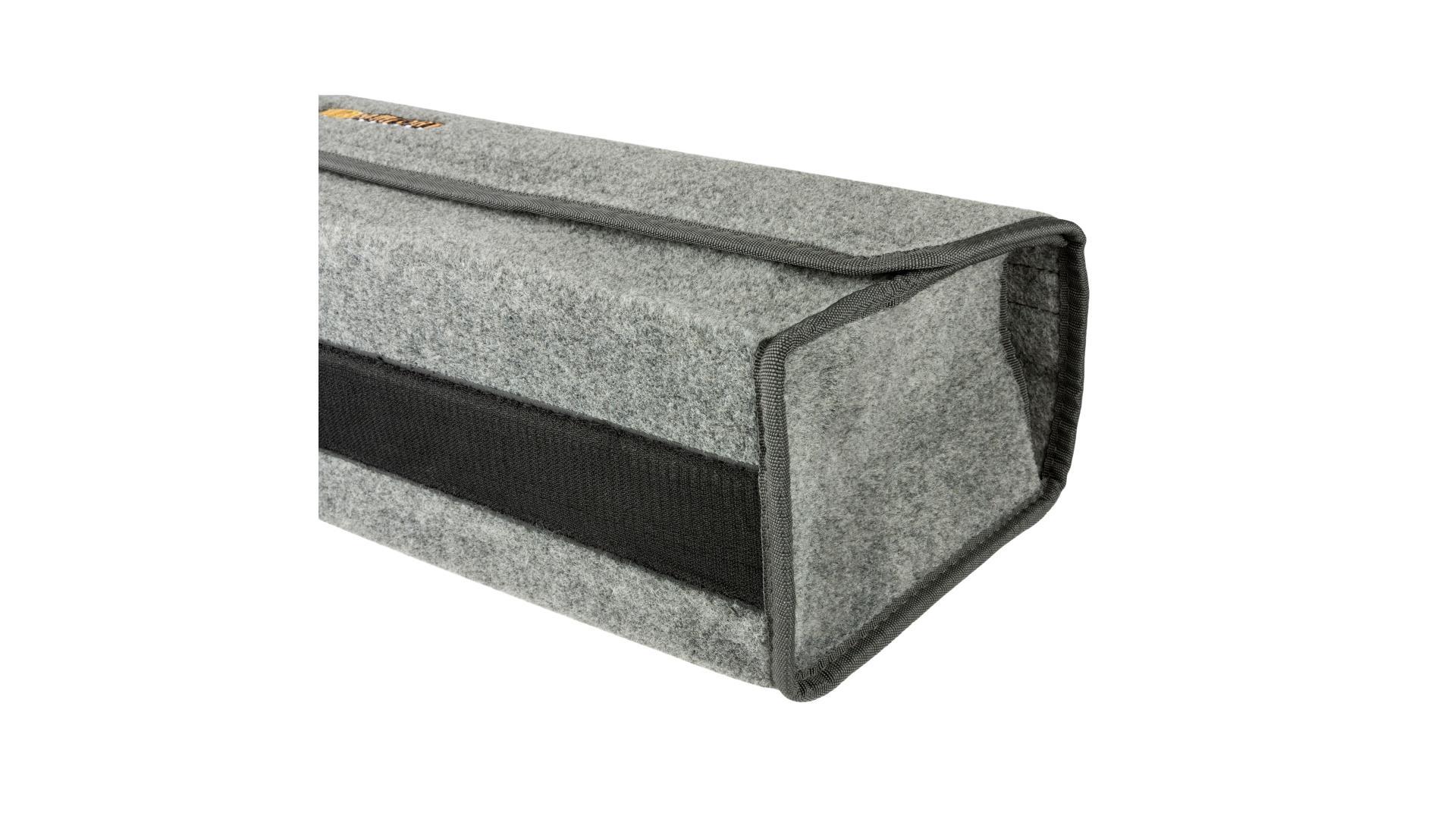 Walser bag na nářadí sivá L 29x50x14cm