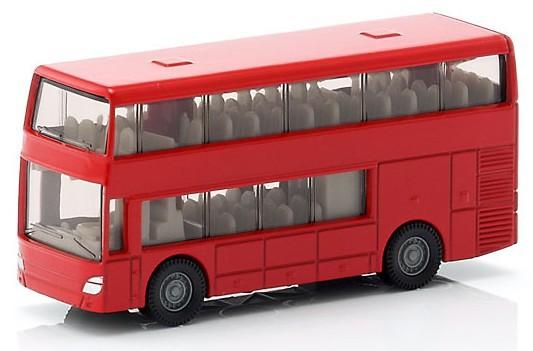 SIKU Autobus dvoupatrový kovový 1321