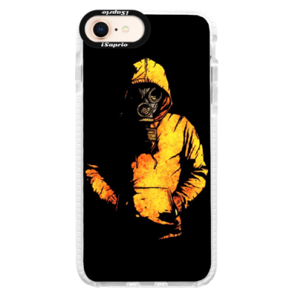 Silikonové pouzdro Bumper iSaprio - Chemical - iPhone 8