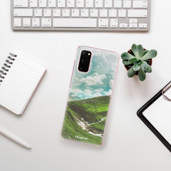 Plastové pouzdro iSaprio - Green Valley - Samsung Galaxy S20