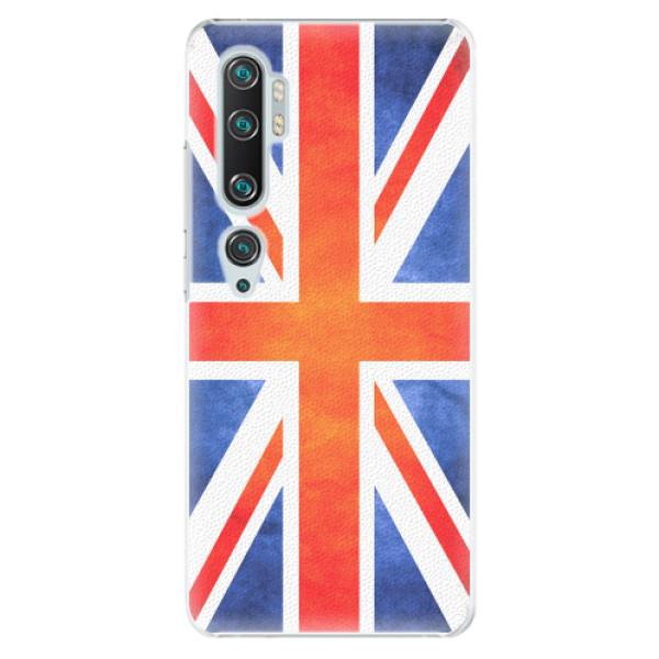 Plastové pouzdro iSaprio - UK Flag - Xiaomi Mi Note 10 / Note 10 Pro