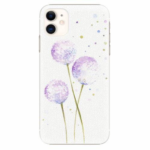 Plastový kryt iSaprio - Dandelion - iPhone 11