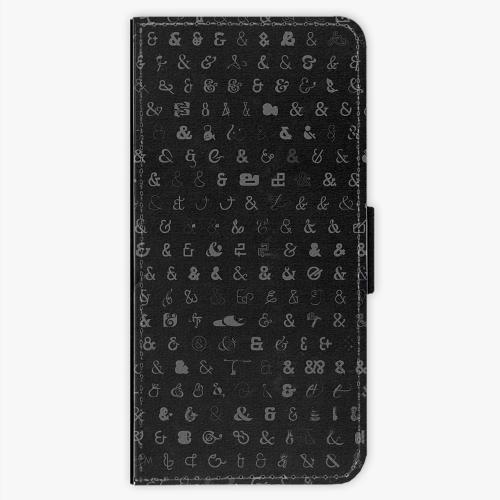 Flipové pouzdro iSaprio - Ampersand 01 - LG G6 (H870)