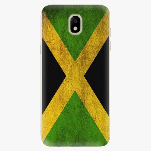 Silikonové pouzdro iSaprio - Flag of Jamaica - Samsung Galaxy J5 2017
