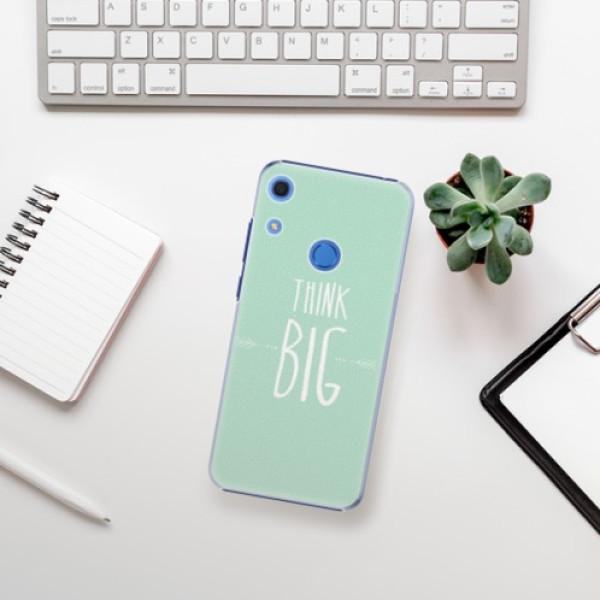Plastové pouzdro iSaprio - Think Big - Huawei Y6s