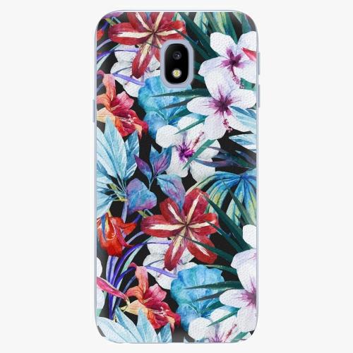 Tropical Flowers 05   Samsung Galaxy J3 2017