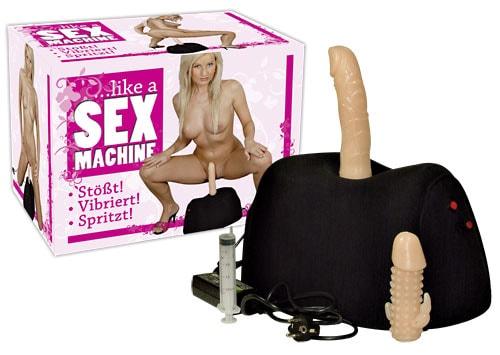 Like a Sexmachine - šukací stroj NM-100-1