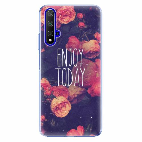 Plastový kryt iSaprio - Enjoy Today - Huawei Honor 20