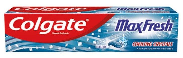 Colgate Max Fresh Cool Mint, zubní pasta, 125 ml