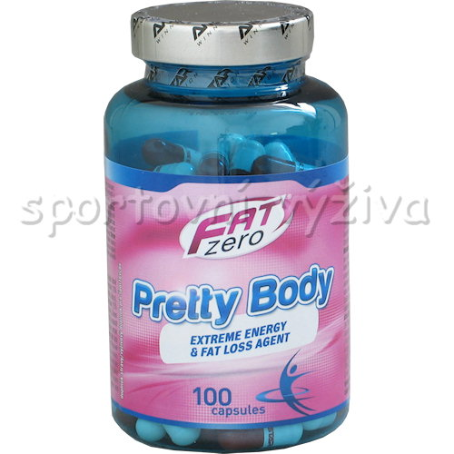 Fat Zero Pretty Body 100 kapslí