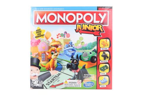 Monopoly Junior CZ TV 1.9.-31.12.2019