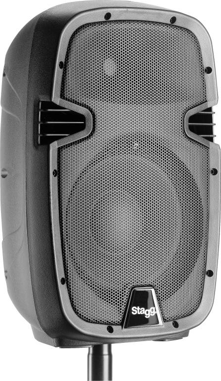 """Stagg RIOTBOX10, mobilní 10"""" zvukový systém BT, 60W"""