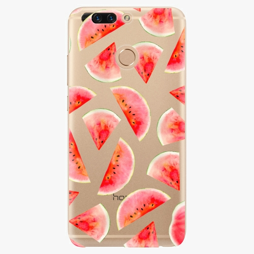 Plastový kryt iSaprio - Melon Pattern 02 - Huawei Honor 8 Pro