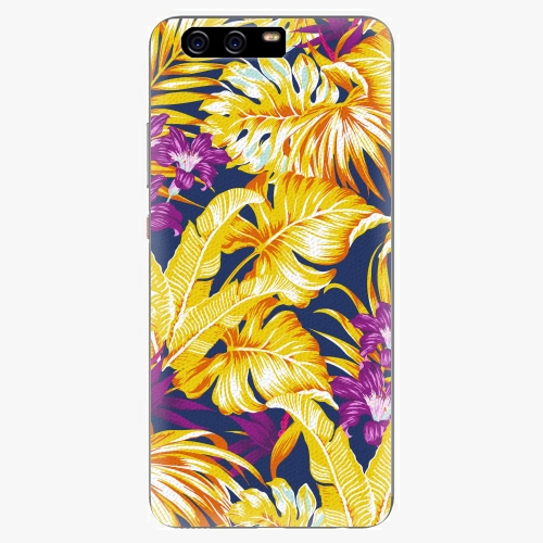 Plastový kryt iSaprio - Tropical Orange 04 - Huawei P10 Plus
