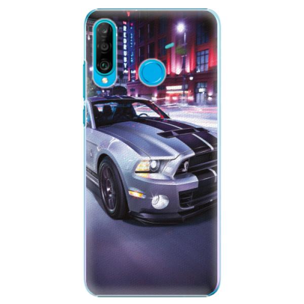 Plastové pouzdro iSaprio - Mustang - Huawei P30 Lite