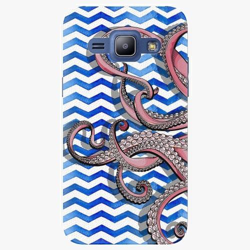Plastový kryt iSaprio - Octopus - Samsung Galaxy J1
