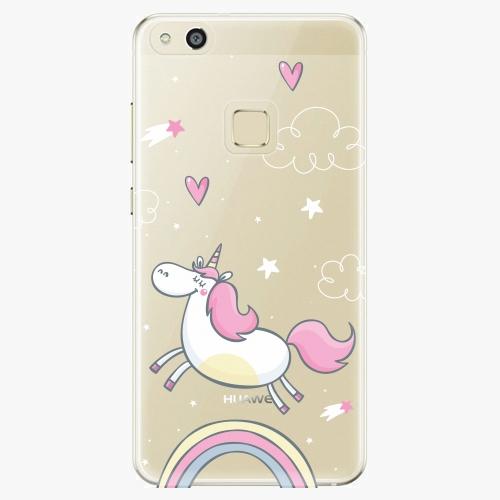 Plastový kryt iSaprio - Unicorn 01 - Huawei P10 Lite