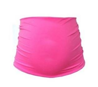 Těhotenský pás - růžová