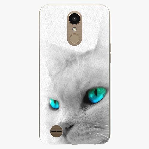 Plastový kryt iSaprio - Cats Eyes - LG K10 2017