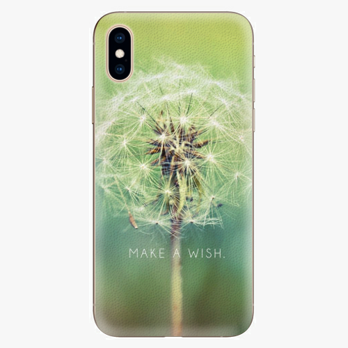 Plastový kryt iSaprio - Wish - iPhone XS