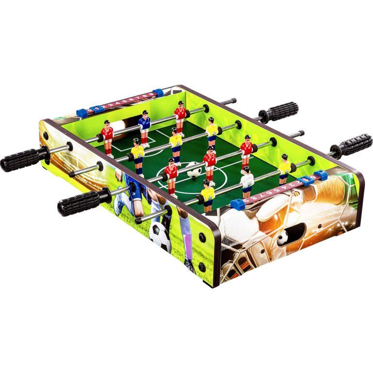 Mini stolní fotbal - 51 x 31 x 8 cm