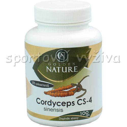 Cordyceps 30% polysacharidů 100 kapslí
