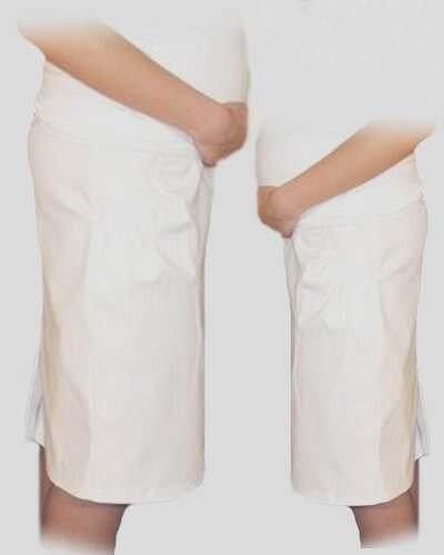 Be MaaMaa Těhotenská sportovní sukně s kapsami