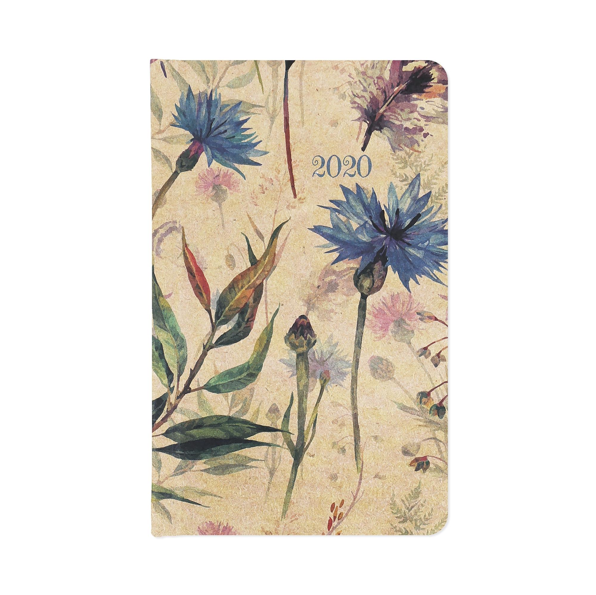 ALBI Kapesní diář - Luční květy