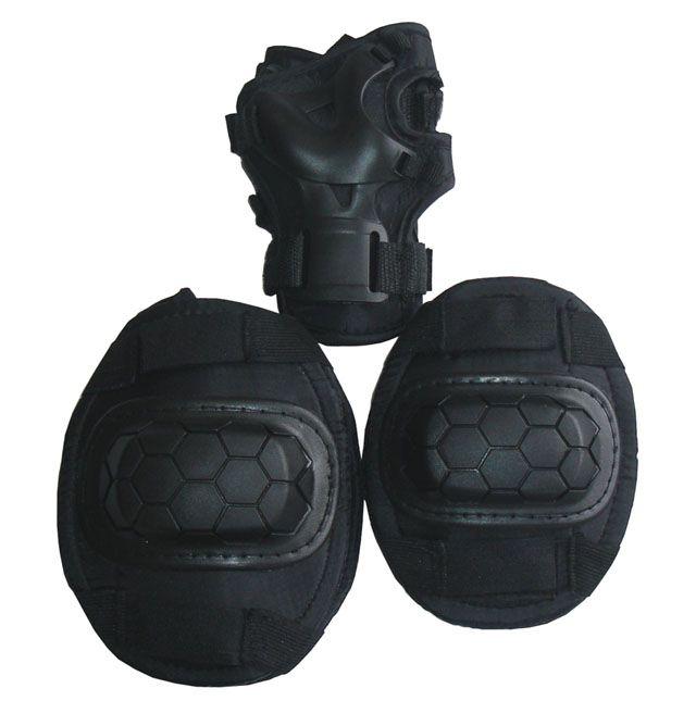 Sada chráničů na kolečkové brusle - velikost XS