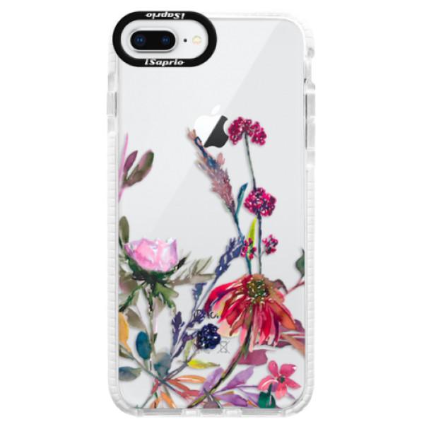 Silikonové pouzdro Bumper iSaprio - Herbs 02 - iPhone 8 Plus