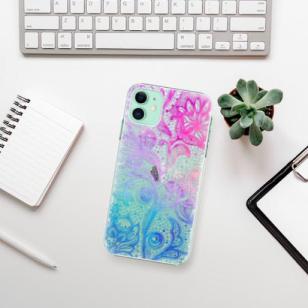 Plastové pouzdro iSaprio - Color Lace - iPhone 11