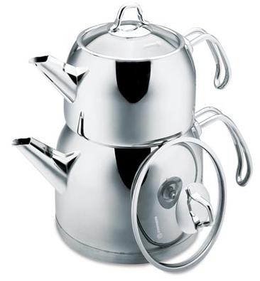 Provita Maxi - sada čajových konvic 1,1l / 2,0l