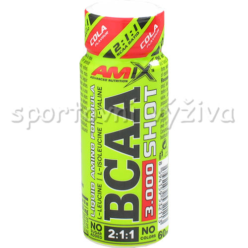 BCAA 3000 2:1:1 Shot 60ml
