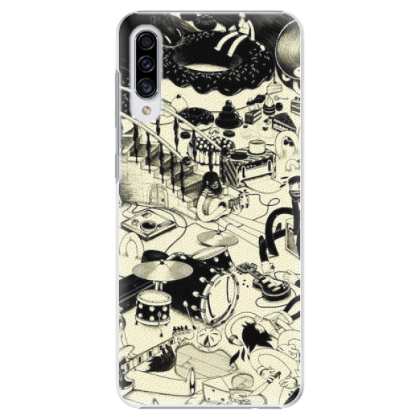 Plastové pouzdro iSaprio - Underground - Samsung Galaxy A30s