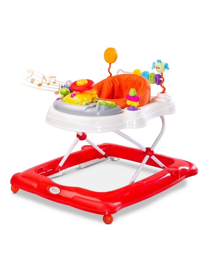 Dětské chodítko Toyz Stepp - red - červená