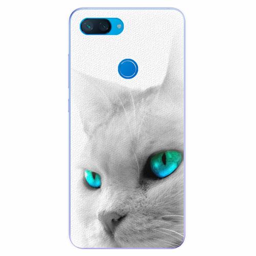 Silikonové pouzdro iSaprio - Cats Eyes - Xiaomi Mi 8 Lite