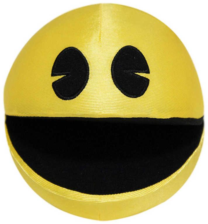 PLYŠ Pac-Man smějící se 14cm lesklý *PLYŠOVÉ HRAČKY*
