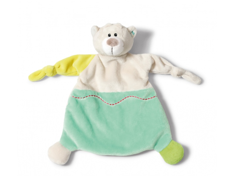 NICI - Mazlící dečka medvídek