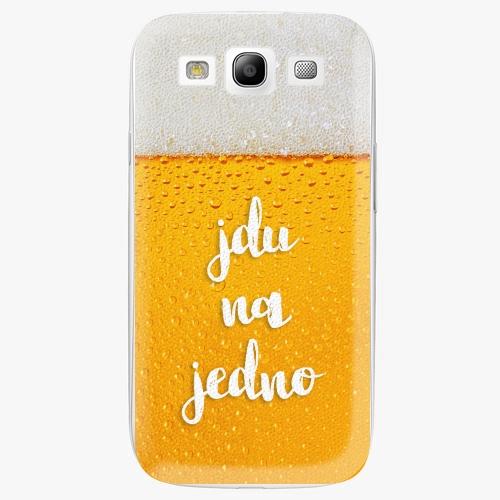Plastový kryt iSaprio - Jdu na jedno - Samsung Galaxy S3