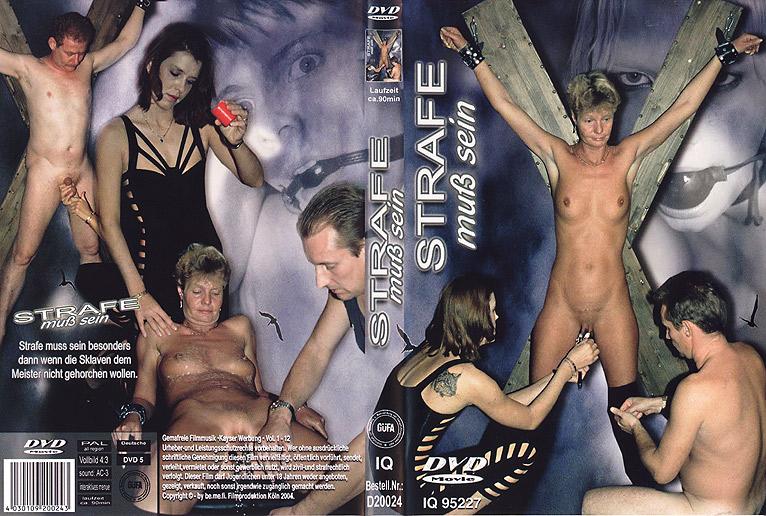 DVD Strafe mus sein