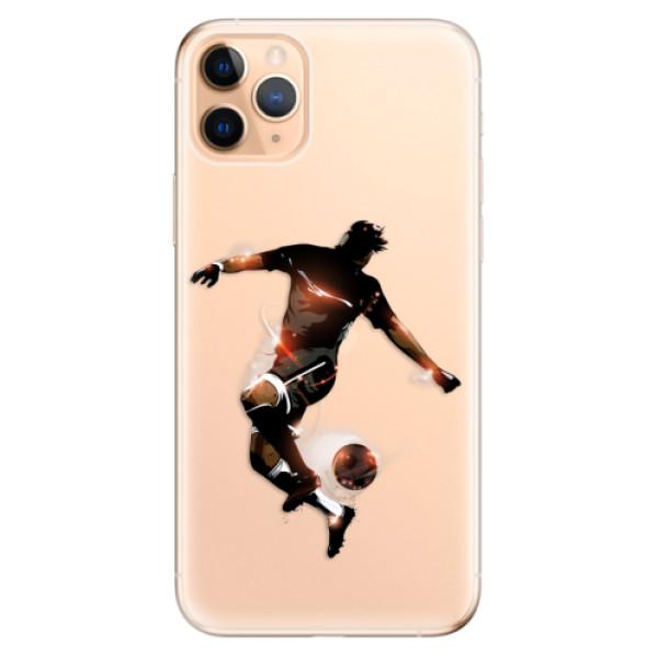 Odolné silikonové pouzdro iSaprio - Fotball 01 - iPhone 11 Pro Max