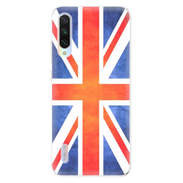 Odolné silikonové pouzdro iSaprio - UK Flag - Xiaomi Mi A3