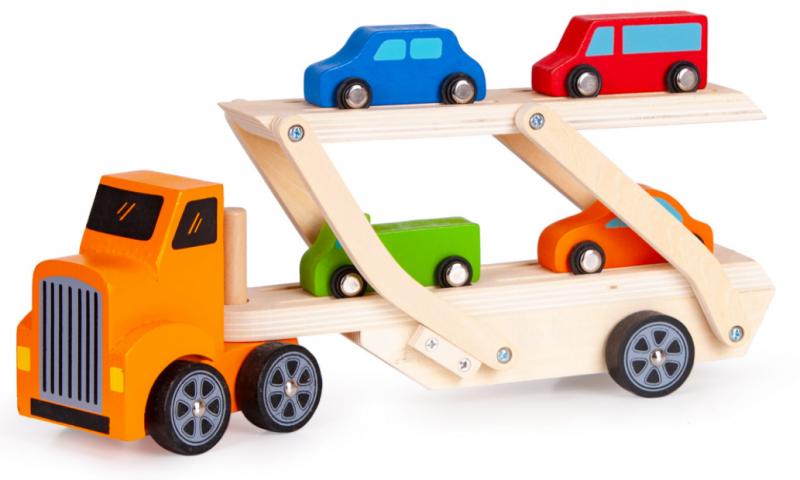 eco-toys-dreveny-tahac-s-navesem-pro-4-auticka